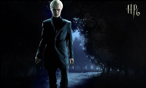 Малфой из Гарри Поттера 4