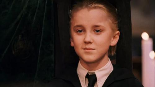 Малфой из Гарри Поттера 1